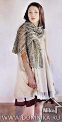 Легкий шарф