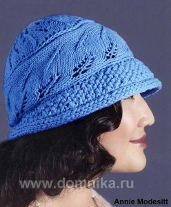 Шляпка Annie