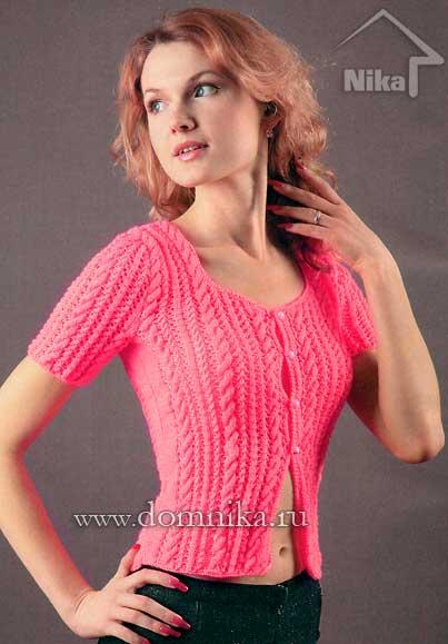 """Для вязания кофты вам потребуется: пряжа  """"Каролина """" (100% акрил."""