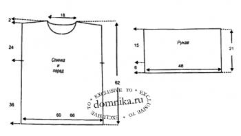 Стильные кофточки для полных женщин 54-56 размера