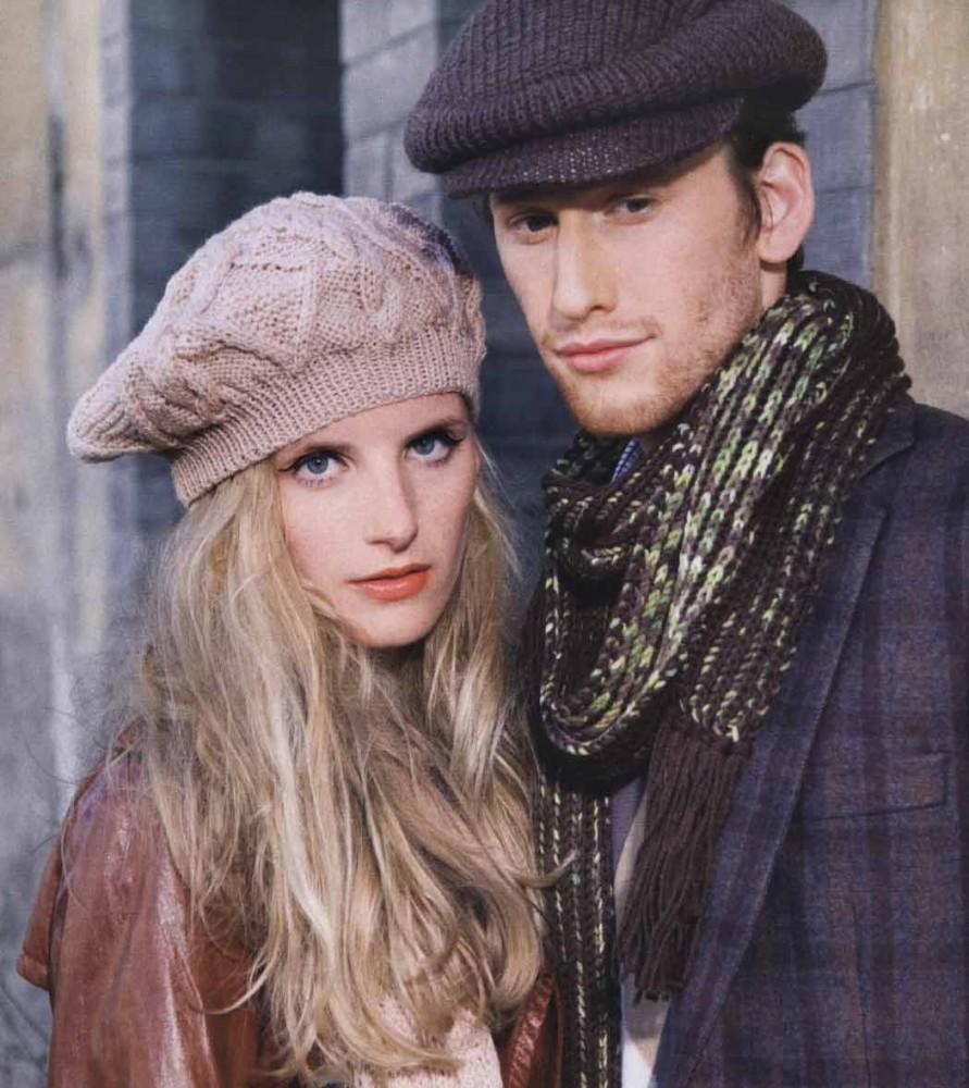 вязание шапок и беретов в Королёве.