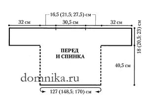 vjazanie-dlja-zhenshhin-dzhemper-vykrojka