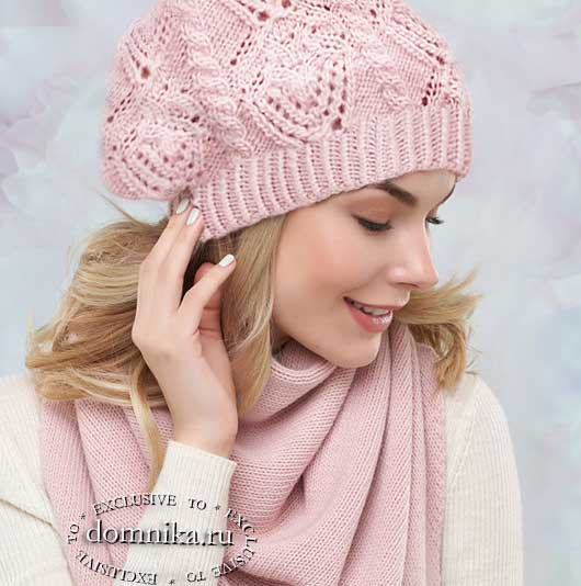модные женские шапочки на осень 2020