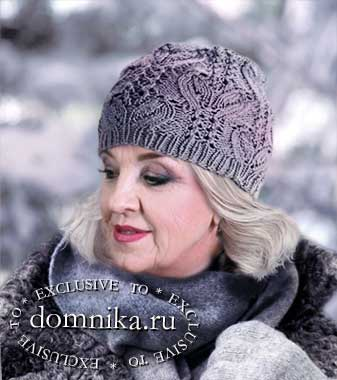 </p> <p>шапка на осень для пожилых