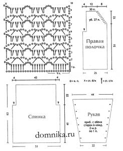 zhaket-krjuchkom-shema-domnika