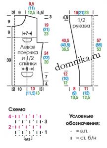 zhaket-originalnyj-shema-vjazanija