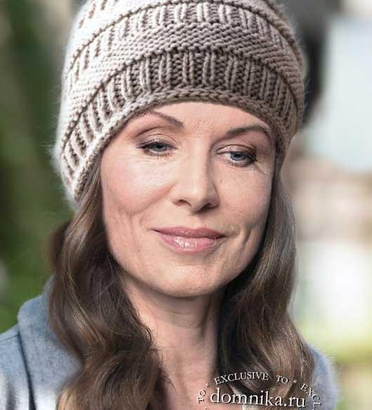 Стильные шапки для современных женщин 60 лет