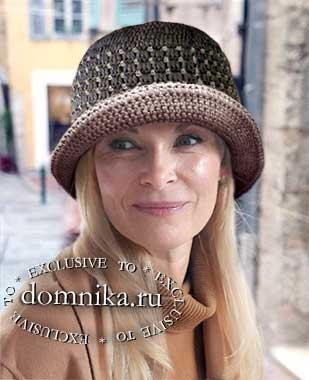 Шапки, шапочки и шляпки на весну